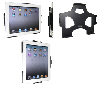Monitor Mount Wall Mount Black 215485 Brodit