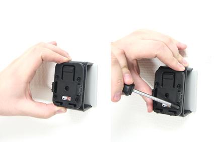 Inštalácia produktu Adaptér pre použitie viacerých držiakov - MultiMoveClip Set. Krok 2.