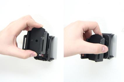 Inštalácia produktu Adaptér pre použitie viacerých držiakov - MultiMoveClip Set. Krok 3.