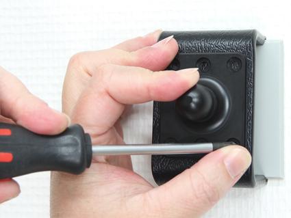 Inštalácia produktu Pasívny držiak pre Garmin GPS Krok 1.