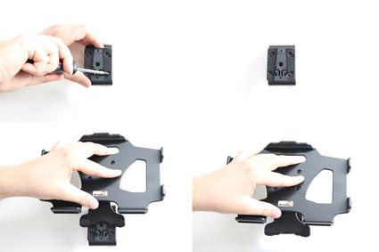 Inštalácia produktu Pasívny držiak Apple iPad mini - MultiStand. Krok 2.
