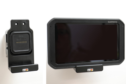 Inštalácia produktu Pasívny držiak pre GPS navigácie Garmin dezl 780, dezlCam 785. Krok 4.