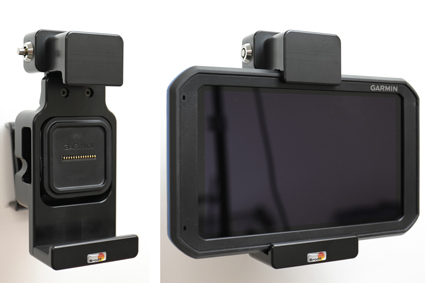 Inštalácia produktu Zámok pre pasívny držiak pre GPS nav. Garmin dezl 780,dezlCam 785. Krok 4.