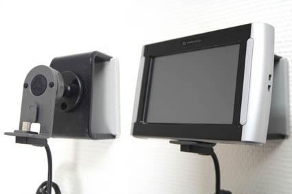 Inštalácia produktu Pasívny držiak pre GPS Mio Moov 3xx, Navman Sxx, MYxx, Becker. Krok 4.
