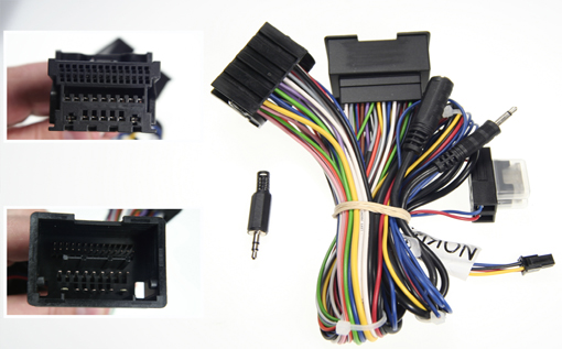 Handsfree Cable For Saab 9