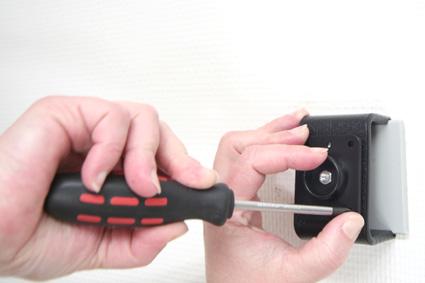 Inštalácia produktu Pasívny držiak pre Garmin GPSmap 60CSx. Krok 2.