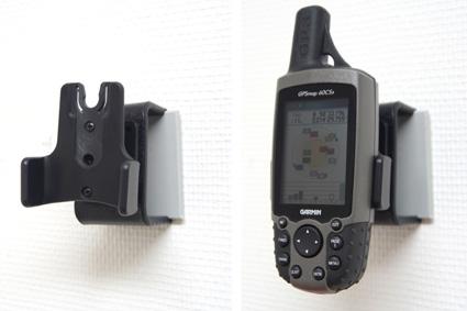 Inštalácia produktu Pasívny držiak pre Garmin GPSmap 60CSx. Krok 4.