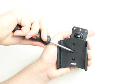 Inštalácia produktu Pasívny držiak pre Samsung Galaxy S4 i9505 Krok 1.