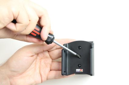 Inštalácia produktu Pasívny držiak pre Apple iPhone 5C. Krok 3.