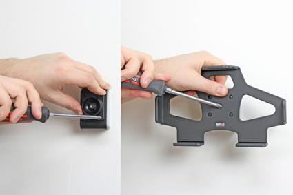 Inštalácia produktu Pasívny držiak do auta pre Dell Venue 8 Pro. Krok 2.