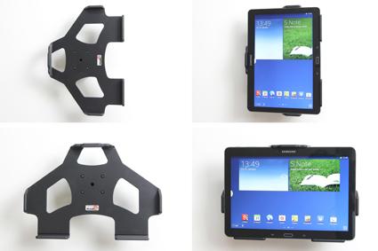 Inštalácia produktu Pasívny držiak do auta pre Samsung Galaxy Note 10.1 2014. Krok 4.