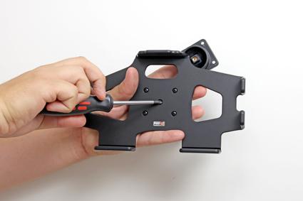 Inštalácia produktu Pasívny držiak do auta pre Samsung Galaxy Tab 4 8.0 T335 Krok 1.