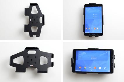 Inštalácia produktu Pasívny držiak do auta pre Samsung Galaxy Tab 4 8.0 T335. Krok 4.