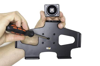Inštalácia produktu Pasívny držiak do auta pre Huawei MediaPad T3 8.0 Krok 1.