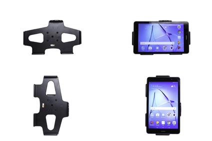 Inštalácia produktu Pasívny držiak do auta pre Huawei MediaPad T3 8.0. Krok 4.