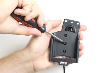 Inštalácia produktu Aktívny držiak pre Samsung Galaxy S4 mini i9195 Krok 1.