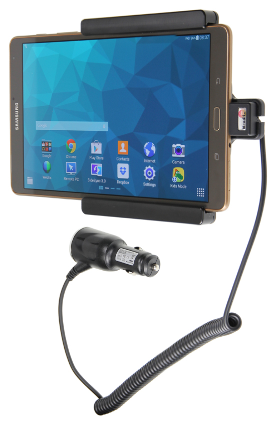 for Fixed Installation for Samsung Galaxy Tab S 8.4//SM-T705 Brodit 513652 Active Holder