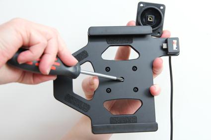 Inštalácia produktu Aktívny držiak do auta pre Huawei MediaPad T1 8.0 Krok 1.