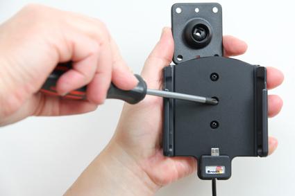 Inštalácia produktu Aktívny držiak pre Samsung Galaxy S7 Active Krok 1.