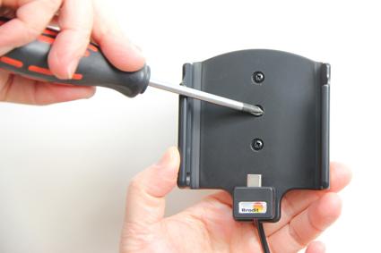 Inštalácia produktu Aktívny držiak pre Huawei Mate 9. Krok 3.