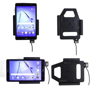 Inštalácia produktu Aktívny držiak do auta pre Huawei MediaPad T3 8.0. Krok 4.