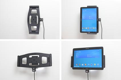 Inštalácia produktu Aktívny držiak pre Samsung Galaxy Tab PRO 10.1 s Molex kon. Krok 4.