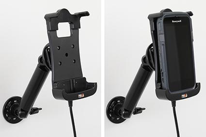 Inštalácia produktu Aktívny držiak pre Honeywell CT50 s Molex kon.. Krok 4.