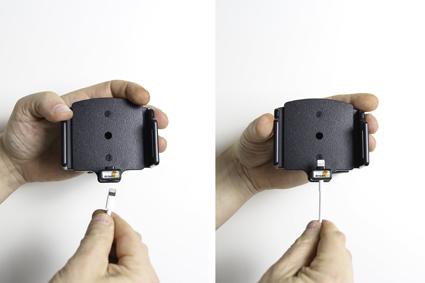 Inštalácia produktu Nast. držiak pre Apple iPhone 11,11 Pro,Xs Max,6/6S/7/ 8 Plus kábe. Krok 2.