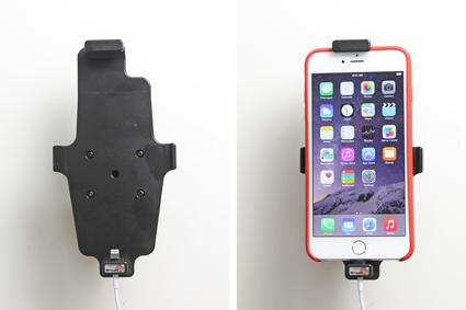 Inštalácia produktu Držiak pre Apple iPhone 6/6S/7/8 Plus, Xs Max s puz pre or. kábel. Krok 4.