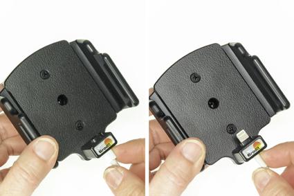 Inštalácia produktu Nastaviteľný držiak pre Apple iPhone 6S/7/8/X/Xs pre orig. kábel/ Krok 1.