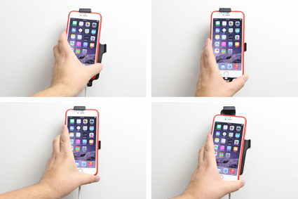 Inštalácia produktu Držiak pre Apple iPhone 6/6S/7/8 Plus, Xs Max pre kábel/ 30pin s p. Krok 3.