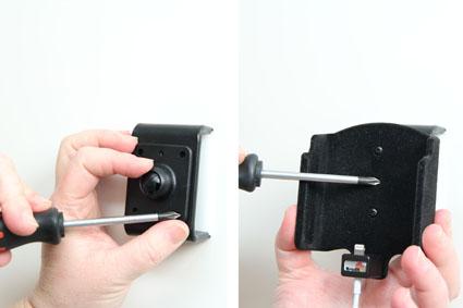 Inštalácia produktu Držiak pre Apple iPhone 6S/7/8 Plus, Xs Max pre orig. káblel/ 30pi. Krok 3.