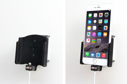 Inštalácia produktu Držiak pre Apple iPhone 6S/7/8 Plus, Xs Max pre orig. káblel/ 30pi. Krok 4.