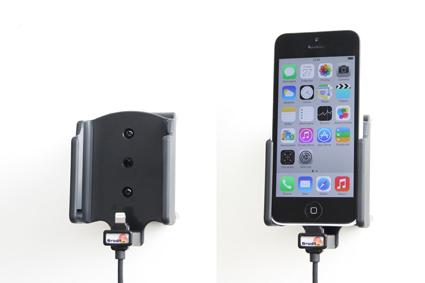 Inštalácia produktu Aktívny držiak pre Apple iPhone 5C. Krok 4.