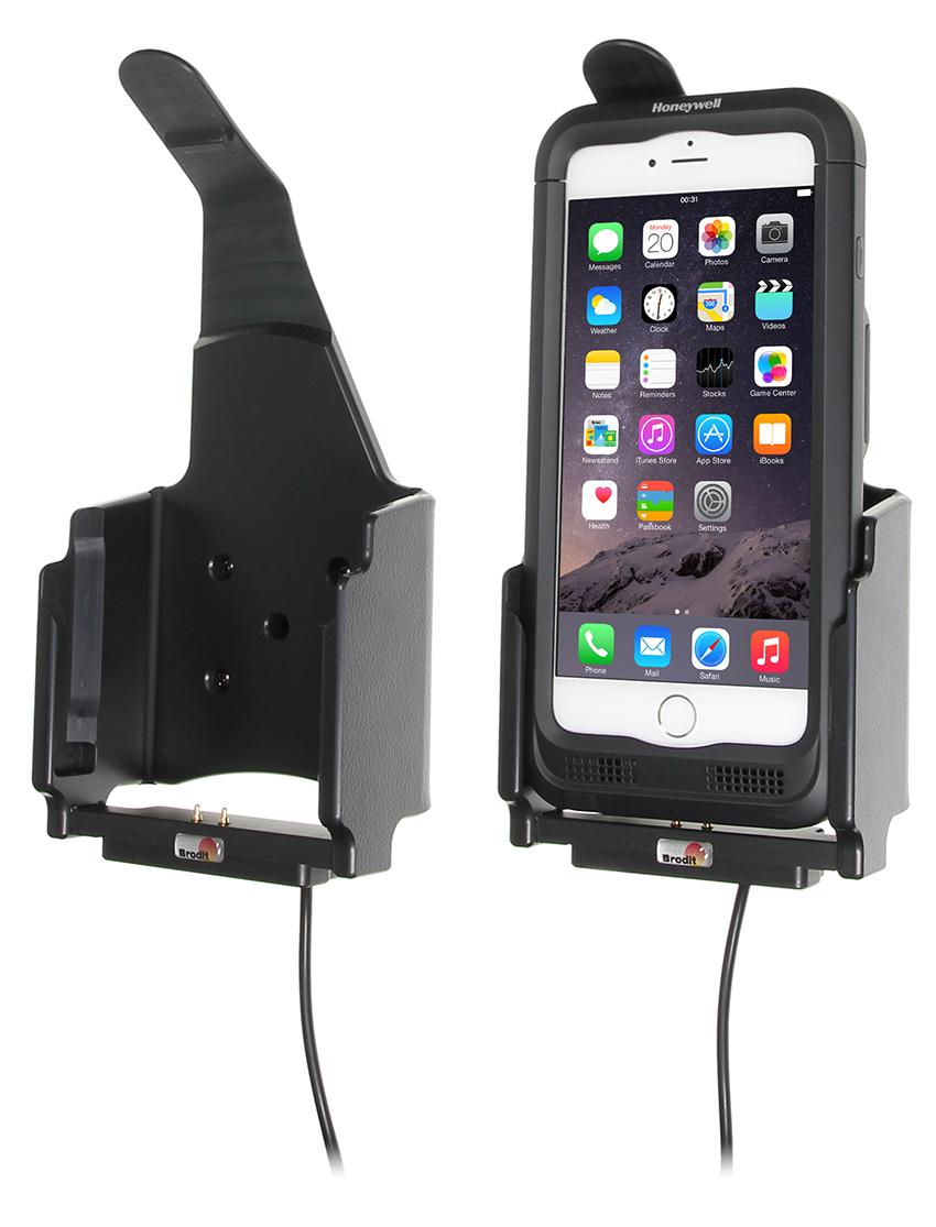 Active holder with cig-plug With USB-cable + cig-plug