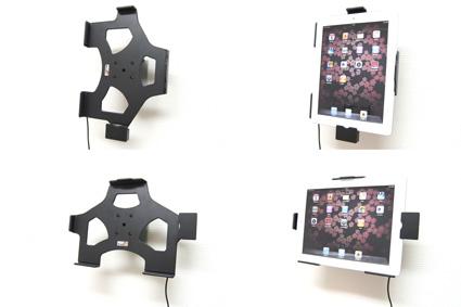 Inštalácia produktu Aktívny držiak do auta pre Apple New iPad (3. gen) /iPad 2 s Molex. Krok 4.