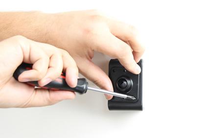 Inštalácia produktu Aktívny držiak pre Apple iPhone 5C s Molex kon.. Krok 2.