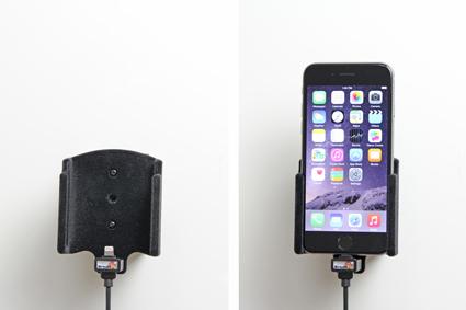 Inštalácia produktu Aktívny držiak pre Apple iPhone 6/6S/7 s Molex kon.. Krok 4.