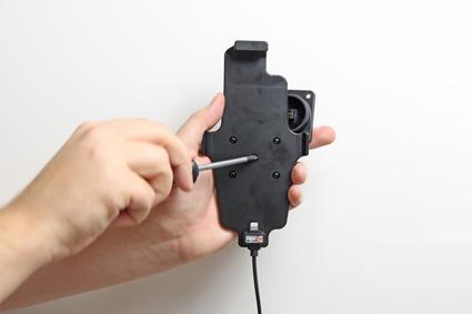 Inštalácia produktu Aktívny držiak pre Apple iPhone 6/6S/7/8 Plus, Xs Max s puzdrom s Krok 1.