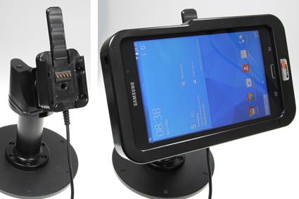 Inštalácia produktu Odolné puzdro HD pre Samsung Galaxy Tab 4 7.0 USB+CL. Krok 4.