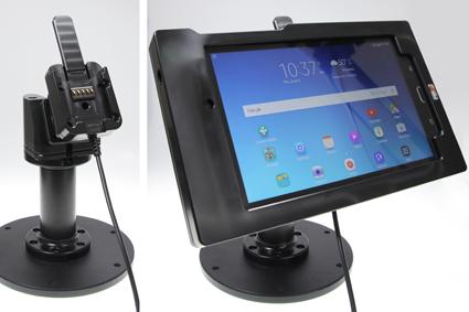 Inštalácia produktu Odolné puzdro pre Samsung Galaxy Tab E 8.0 USB+CL. Krok 4.