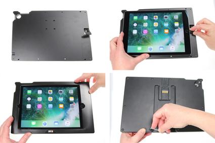 Inštalácia produktu Odolné puzdro pre Apple iPad Air 2 USB+CL Krok 1.