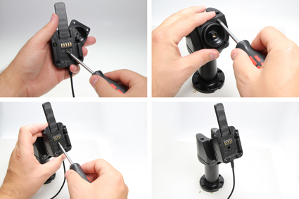 Inštalácia produktu Odolné puzdro pre Apple iPhone 7/6/6S USB+CL. Krok 2.
