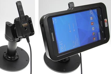 Inštalácia produktu Odolné puzdro HD pre Samsung Galaxy Tab 4 7.0 Molex. Krok 4.