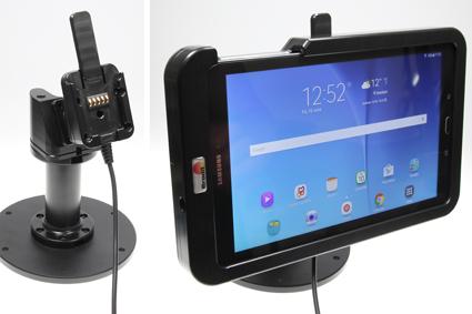Inštalácia produktu Odolné puzdro HD pre Samsung Galaxy Tab E 9.6 T560 Molex. Krok 4.