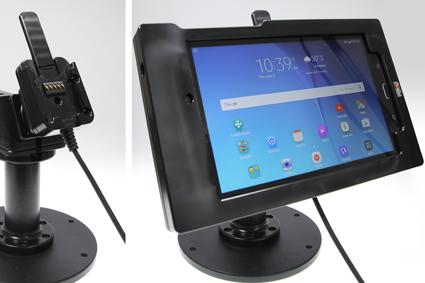 Inštalácia produktu Odolné puzdro pre Samsung Galaxy Tab E 8.0 Molex. Krok 4.