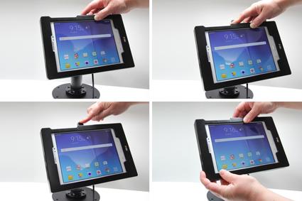 Inštalácia produktu Odolné puzdro pre Samsung Galaxy Tab A 8.0 Molex. Krok 3.