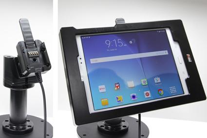 Inštalácia produktu Odolné puzdro pre Samsung Galaxy Tab A 8.0 Molex. Krok 4.
