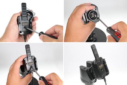 Inštalácia produktu Odolné puzdro pre LG G Pad F 8.0 Molex. Krok 2.
