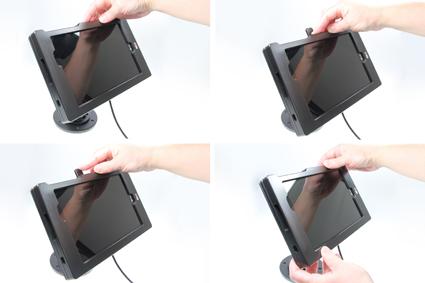 Inštalácia produktu Odolné puzdro pre LG G Pad X 8.3 Molex. Krok 3.